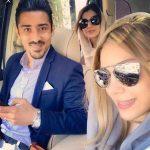عروسی رضا قوچان نژاد و خواهر ساره بیات در هلند