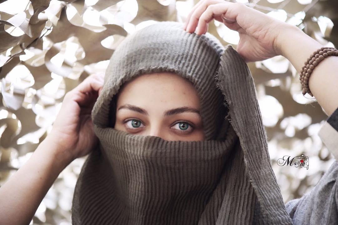حجاب ویدا جوان