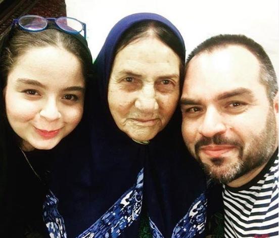 بازیگران و پدر و مادرهایشان 107