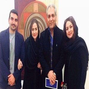 زندگی شخصی شهرزاد مدیری دختر مهران مدیری +صوت