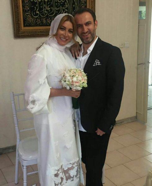 ازدواج فریبا نادرى