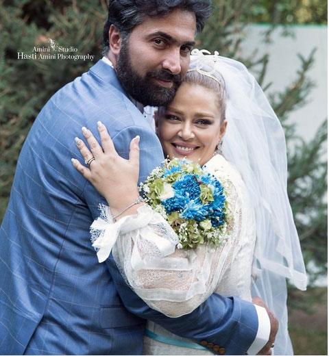 تصاویر ازدواج مجدد بهاره رهنما