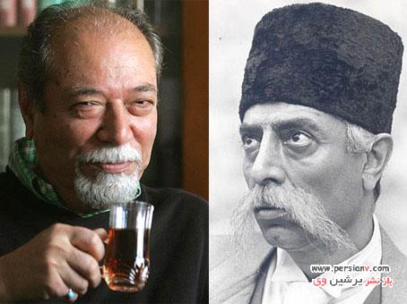 عکسهای نایاب قدیمی از بازیگران و چهرههای مشهور 118