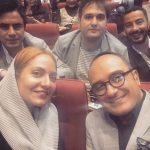 هفدهمین جشن حافظ بی علی معلم با حضور چهره های مشهور!