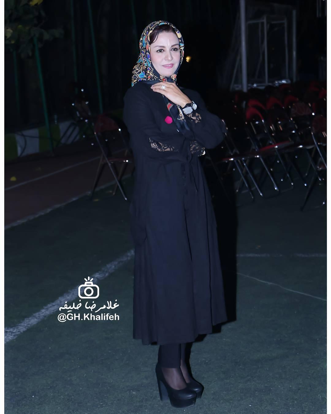 مدل مانتو بازیگران در جشن خانه سینما
