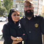 چهره های معروف در مراسم عزاداری محرم ۹۶ (۳)+ تصاویر