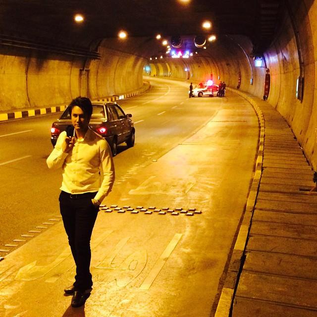 عکس همسر شاهرخ استخری