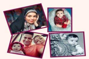 سوژه داغ هفته / عکسی حیرتآور از آزاده نامداری و همسرش