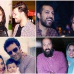 هنرمندان ایرانی که با هم ازدواج کردهاند ۲
