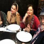 راز طلاق محمدرضا شریفی نیا و آزیتا حاجیان در مهمانی دخترانشان لو رفت