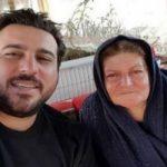 مصطفی و محسن کیایی در سوگ از دست دادن مادرشان!