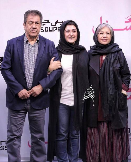 بازیگران و پدر و مادرهایشان 127