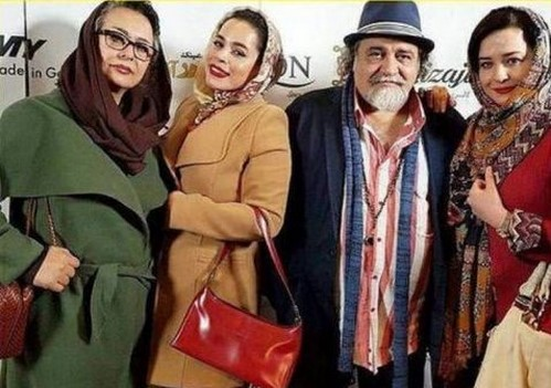 طلاق های سینمای ایران