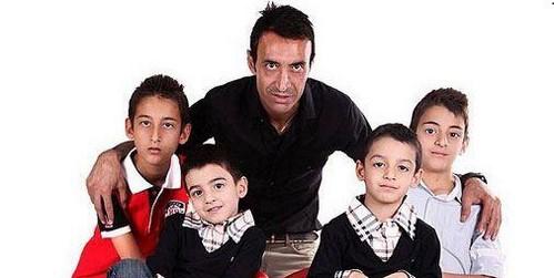 تعداد فرزندان چهره های مشهور