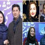 حاشیهنگاری دومین روز جشنواره فجر ۳۶/ هنرمندانی که سیاهپوش آمدند!