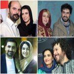 زندگیِ بادوام زوج های هنرمند| از شهاب حسینی و همسرش تا میترا حجار و سینا حجازی!
