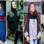 مدل مانتو بازیگران در جشنواره فجر ۳۶ (۱)