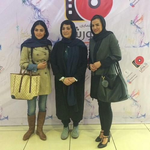 مانتو بازیگران در جشنواره فجر 36