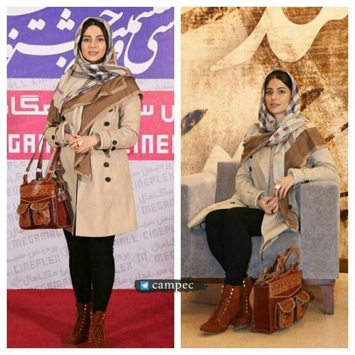 مدل مانتو بازیگران در جشنواره فجر