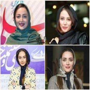 مدل مانتو بازیگران در جشنواره فجر ۳۶ (۲)