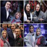چهره های مشهور در افتتاحیه گالری نقره همسر نیوشا ضیغمی