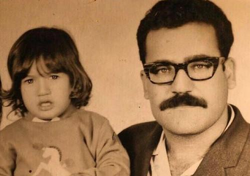 تبریک چهره ها در روز پدر