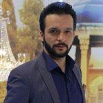محمد سلوکی مجری خوش صحبت تلویزیون ، مهمان امشب دورهمی