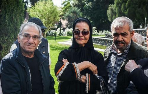 تشییع پیکر ناصر چشم آذر
