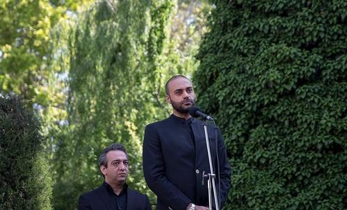 شییع پیکر ناصر چشم آذر