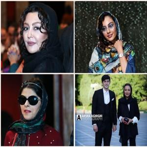از تیپ جین ترلان پروانه تا جشن تولد بهاره افشاری اکران مستند سریک با حضور چهره های مشهور