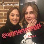 اینستاگرام هنرمندان (۷۱) از جشن تولد آنا نعمتی تا قطع برنامه جنجالی علی انصاریان و مجید یاسر!