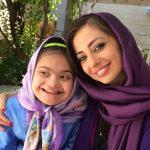 اینستاگرام هنرمندان (۷۹) از نفیسه روشن درکنار کودکان معلول تا تبریک به مارال فرجاد!