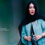 چهره ها در شبکه های اجتماعی (۵۶۲) از الناز شاکردوست و کفترش تا حدیث میرامینی و یکی از قوی ترین دختران ایران !