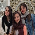 چهره ها در شبکه های اجتماعی (۵۶۴) از سکوت سحر قریشی تا گریه الناز حبیبی !