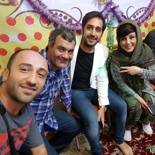 چهره ها در شبکه های اجتماعی (567) از استایل جدید مهناز افشار تا مدلینگ الناز حبیبی!