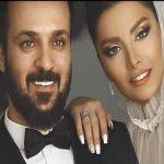 ازدواج احمد مهرانفر و مونا فائز پور |جشن عروسی زوج هنری با ۱۴ سال اختلاف سنی!