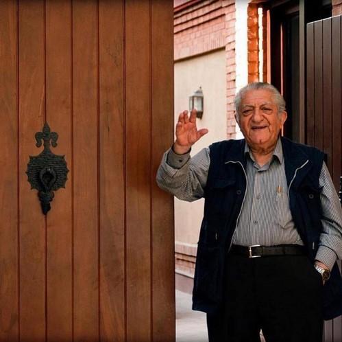 تسلیت درگذشت عزت الله انتظامی