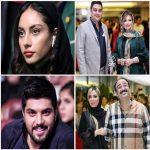 تصاویر جدید جشن حافظ ۹۷ | از مهران غفوریان و همسرش تا سینا مهراد و ترلان پروانه