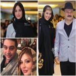 هجدهمین جشن حافظ | از پریناز ایزدیار تا ریحانه پارسا و پدرشوهر عزیزش!