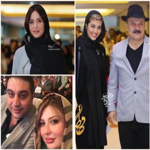 هجدهمین جشن حافظ   از پریناز ایزدیار تا ریحانه پارسا و پدرشوهر عزیزش!