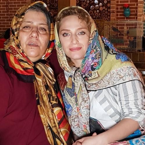 چهره ها در شبکه های اجتماعی (579) از تشکر مهراب قاسمخانی از نرگس کلباسی تا شوخی آزاده نامداری با عکس دخترش!
