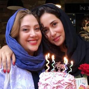 چهره ها در شبکه های اجتماعی (۵۸۱) از تولد پریناز ایزدیار تا الناز شاکردوست و دوستانش!!!