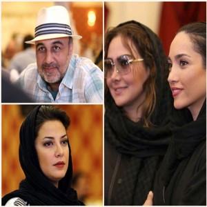چهره های مشهور در اولین جشن آکادمی سینما سینما | از رضا عطاران تا آنا نعمتی (۲)