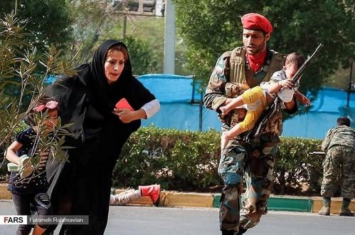 حمله تروریستی در اهواز