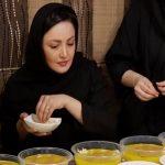 چهره های مشهور و هنرمندان در عزاداری محرم ۹۷ | از شیلا خداداد تا محمد علیزاده (۱)