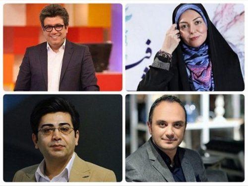 بازیگر شدن مجری های مشهور | از موفقیت شهاب حسینی تا شکست فرزاد حسنی و آزاده نامداری