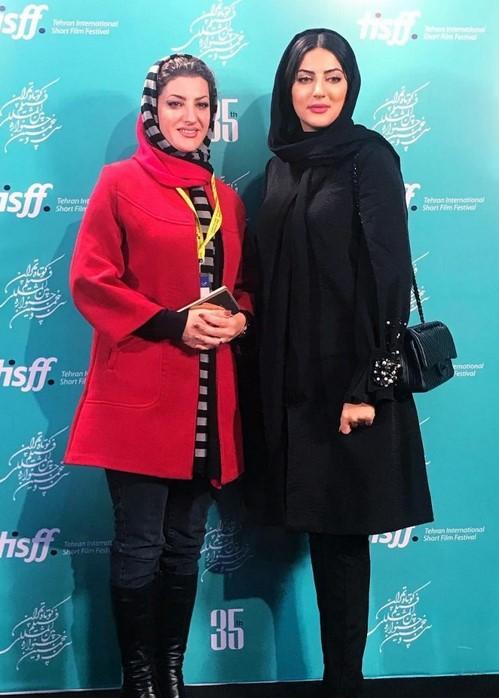 تصاویر دیدنی از روز اول تا چهارم جشنواره فیلم کوتاه تهران | از تیپ نامتعارف ریحانه پارسا تا شلوار کوتاه نیکی مظفری!