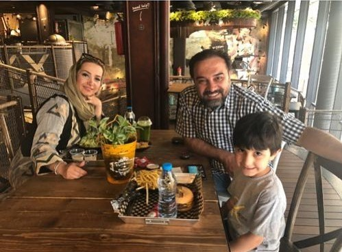 چهره ها در شبکه های اجتماعی (614) از بیزاری ریحانه پارسا از عشق تا سلفی مهناز افشار با سیبیل و موی سعید آقاخانی !!!