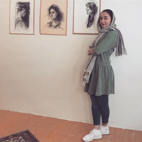 تیپ و استایل چهره های ایرانی 1