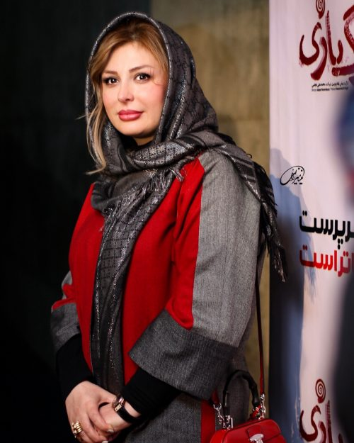 تیپ و استایل چهره های ایرانی